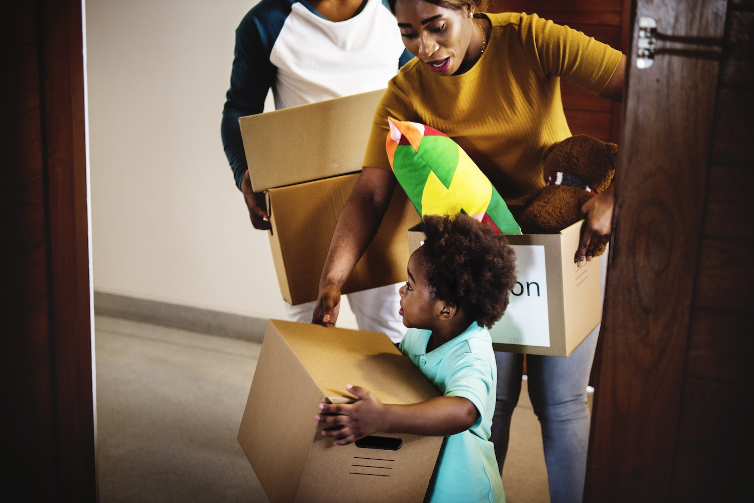 when you're ready to move, talk to a trusted local realtor first