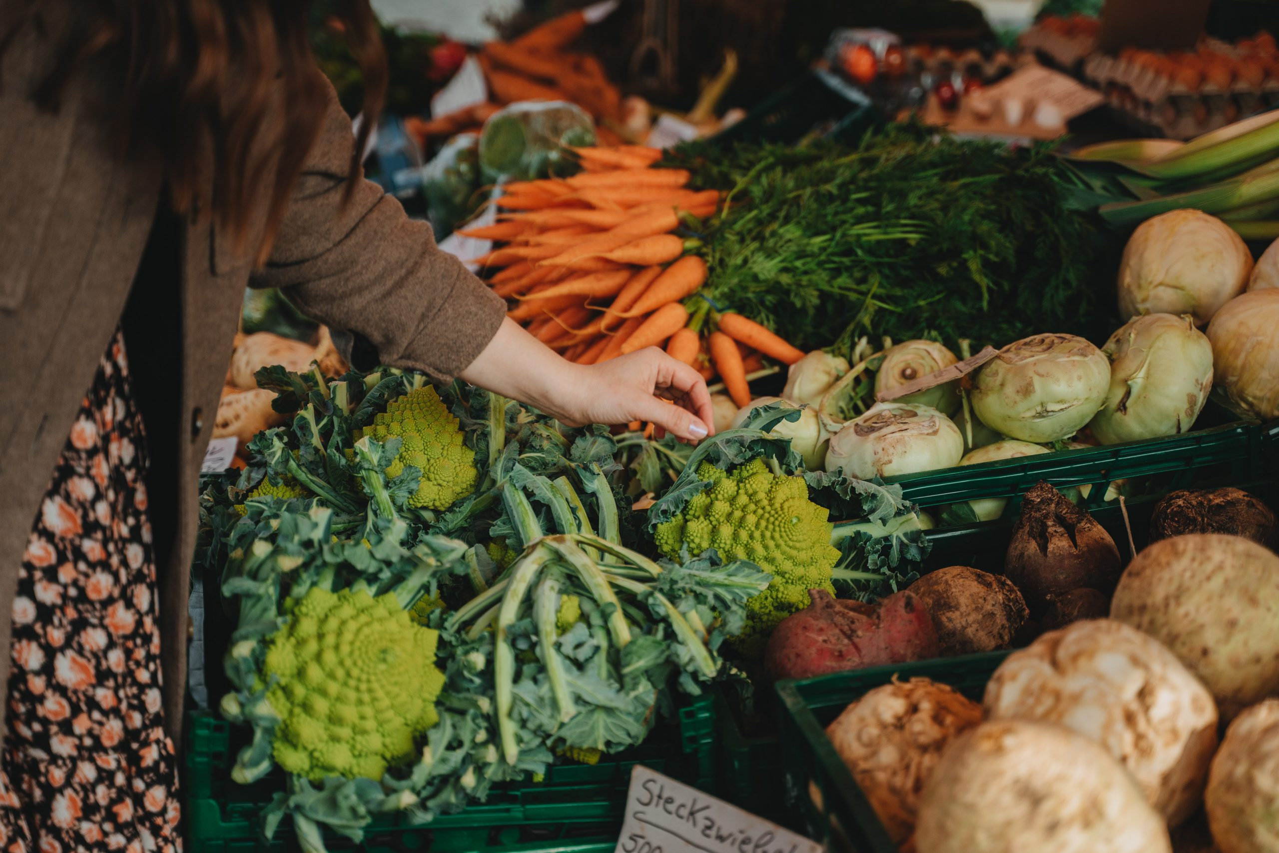 Farmers Market in your neighbourhood and community