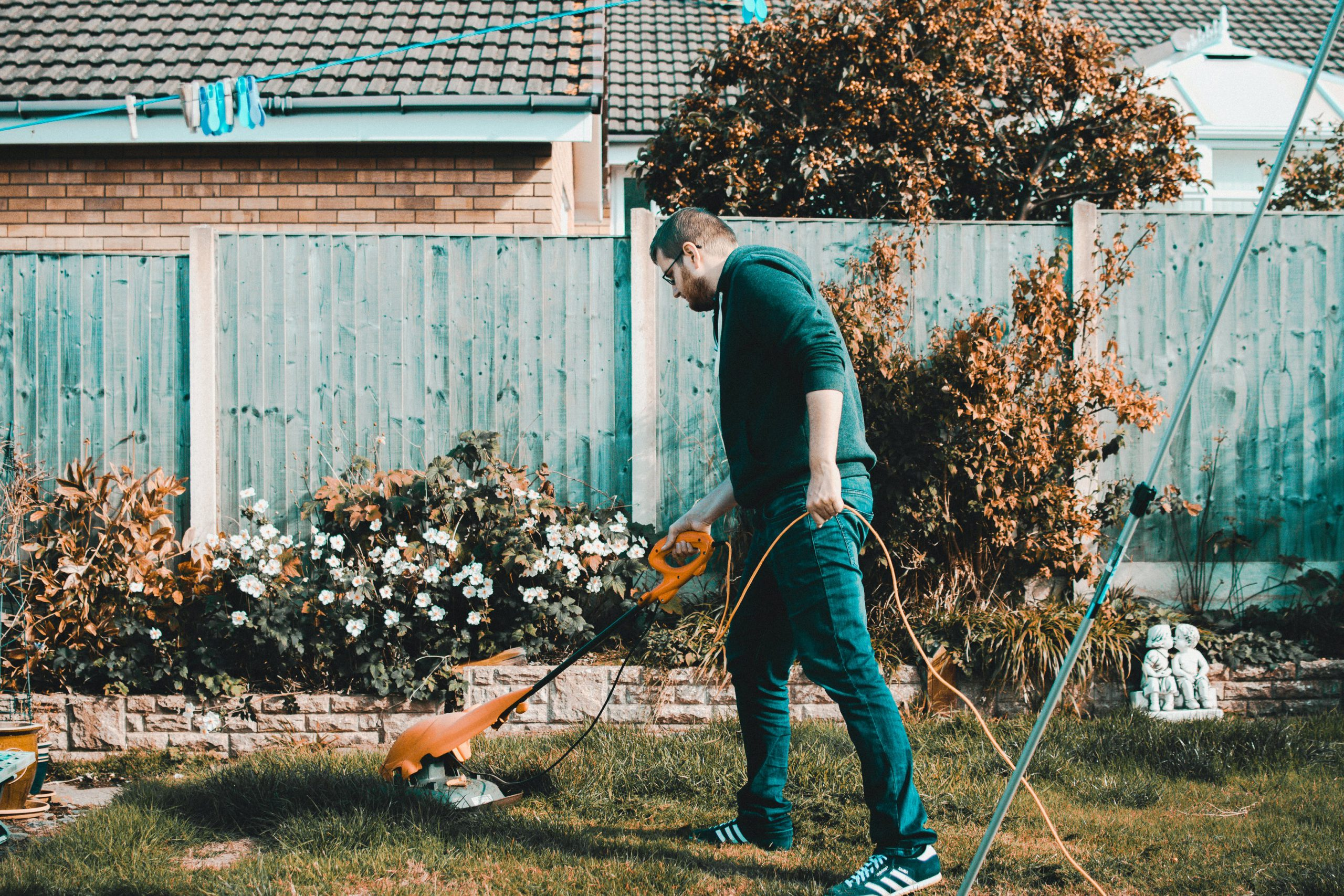 The Grass Is Always Green: Yard Maintenance for the Summer