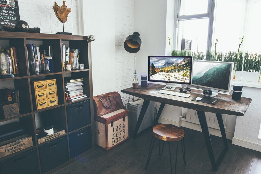 creating space home office that works